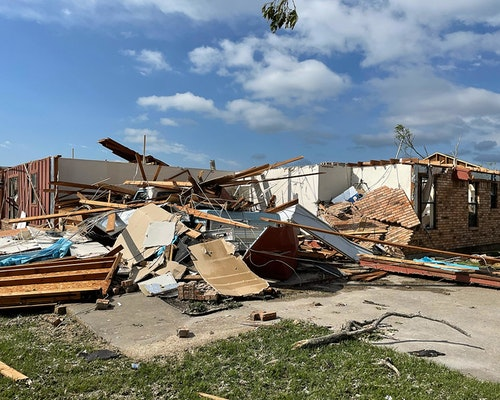 At Least 5 Tornadoes Confirmed in North Texas