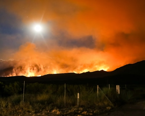 Northern California Utility's Link to Raging Dixie Fire