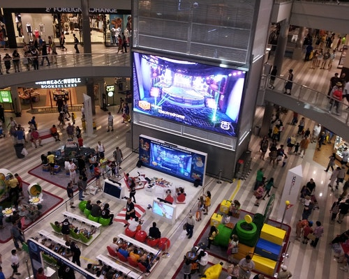 Family of Child Thrown From Mall of America Balcony Files Lawsuit