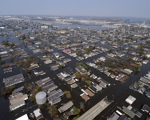 Climate Change And Flood Damage In The U.S.: 75$ Billion Since The 90's