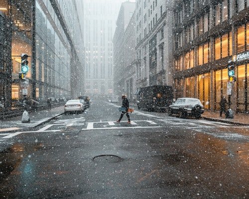 Subrogating Slip And Fall Cases Involving Snow And Ice