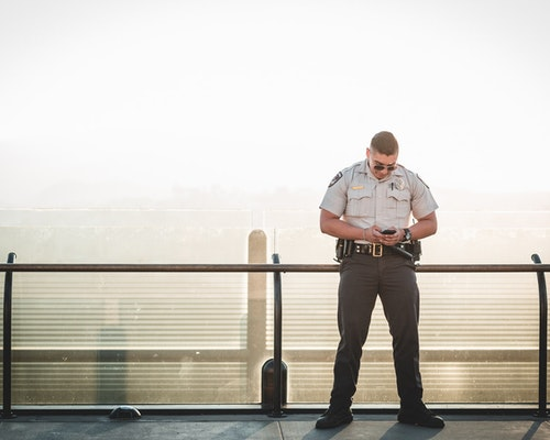 For Moonlighting Cops, Insurance Is The Solution