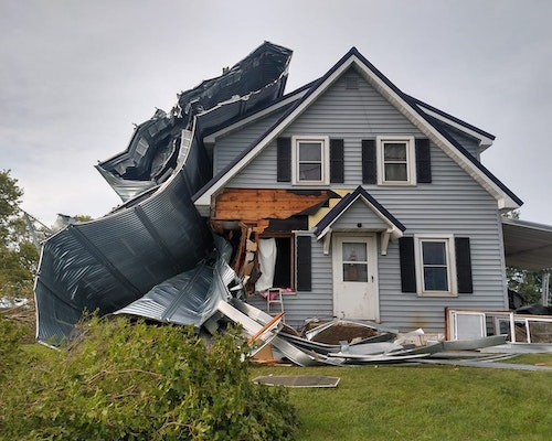 Between Insurance And Contractors, Iowa Homeowners Stalled On Derecho Recovery