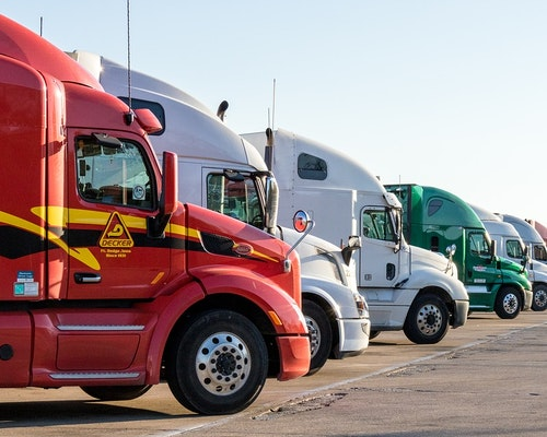 Don't Look Now, but Here Come Autonomous Trucks