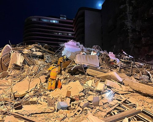 Root Cause of the Surfside Condo Collapse: Failed Risk Management