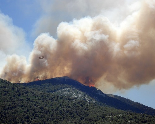 More Than 60 Wildfires in the U.S., Bootleg Fire in Oregon the Largest