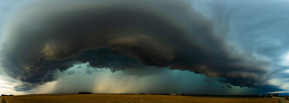 Supercell Storm Produces Large Hail, Severe Winds in Northern Minnesota
