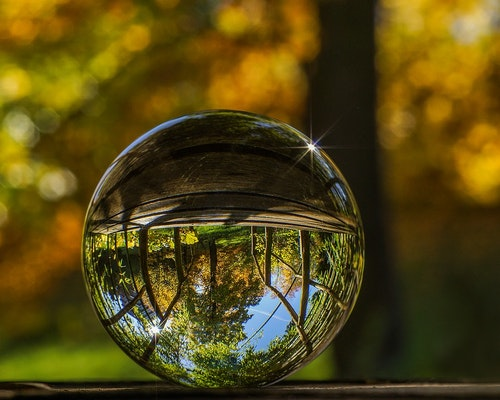 Crystal Ball Causes Wisconsin House Fire