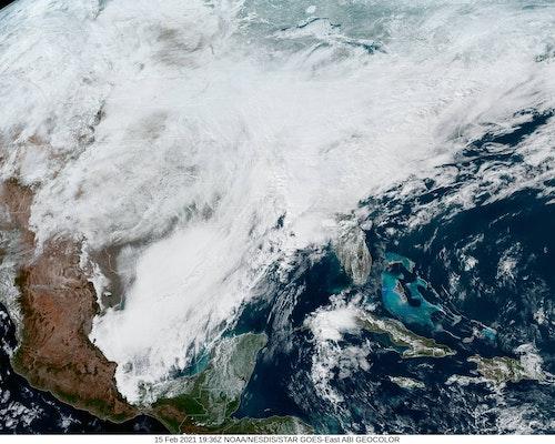 Winter Storm Uri Spawns Deadly, Destructive Tornadoes