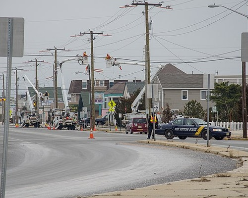 Suspected Tornado in Jersey Shore Town Damaged at Least 35 Homes