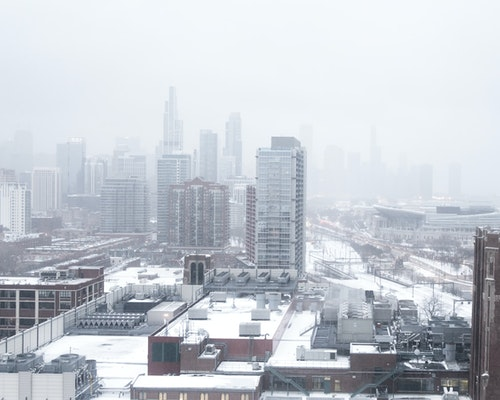 Heavy Snowloads Are Collapsing Chicago-Area Roofs