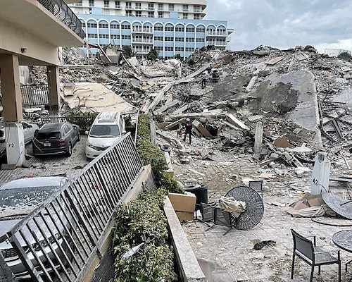 Judge Says $48M Insurance Coverage is Inadequate for Collapsed Condo