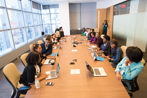 Finally, Fewer Meetings?
