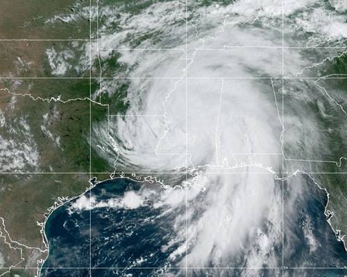 Water Rescues, Wiped Grid As Louisiana Recovers From Hurricane Ida