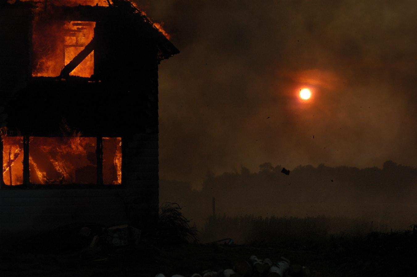 Blaze Totals Utah Cabin, Loss Estimated at $2M