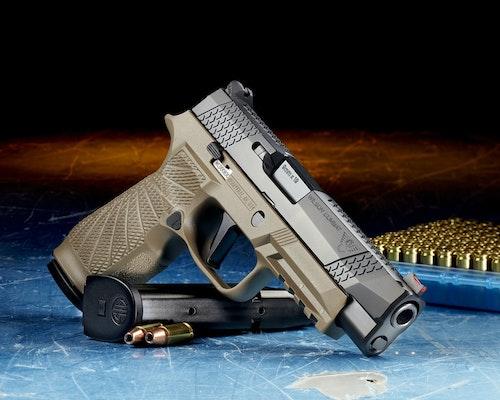 Detective Sues Sig Sauer After Holstered Handgun Discharges, Shoots Her