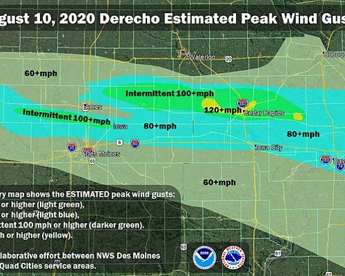 Over $3B Paid Out for Derecho Claims, Iowa Regulators Urge Extensions to Deadlines