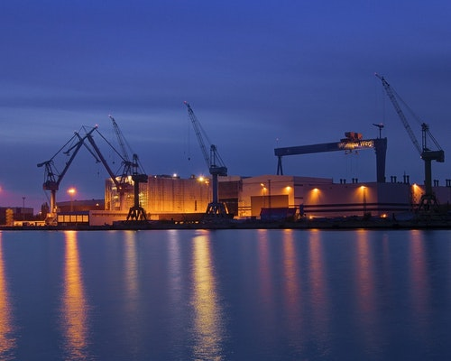 Shipbuilding Company That Lost Millions Because Of COVID Sues Insurers
