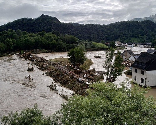 Billions in Damages From Catastrophic Central European Flooding